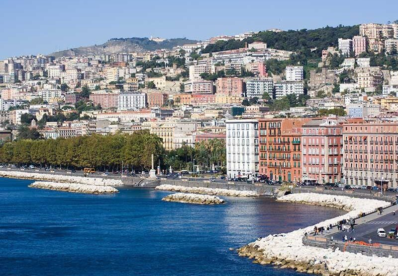 Naples full day tour from Rome